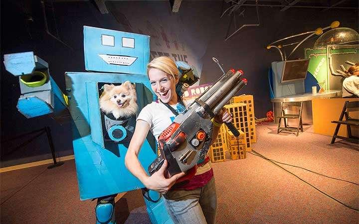 Image: previous maker faire, makerfaireorlando.com