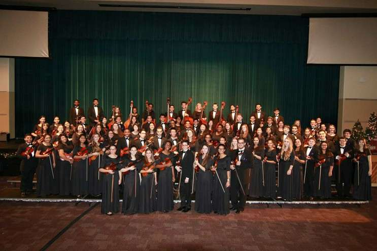 Image: Ensemble from Timber Creek High School