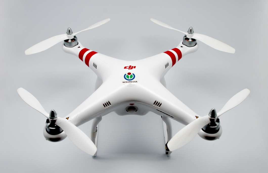 The city of Orlando is looking at drone regulations Monday. (Clément Bucco-Lechat, WIKIMEDIA)