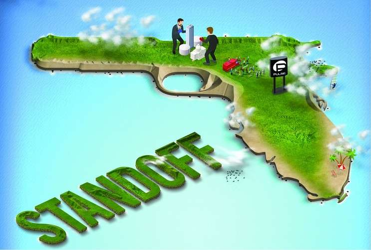 Image: Stand Off, Orlando Weekly Cover Photo, orlandoweekly.com
