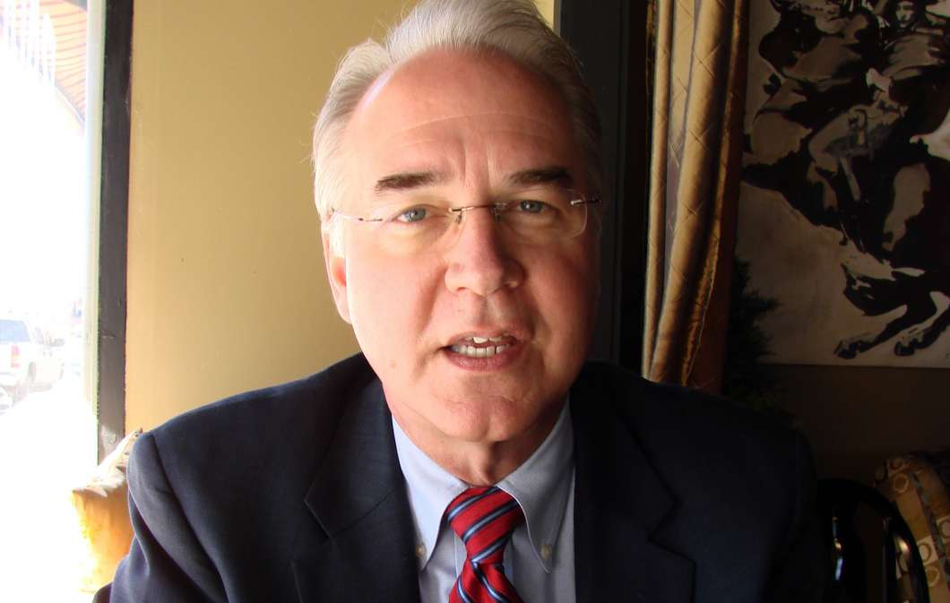 Tom Price, the  nominee to head the U.S. Department of Health and Human Services, got a sweetheart deal from a foreign biotech firm. (Pruneau, IowaPolitics.com)