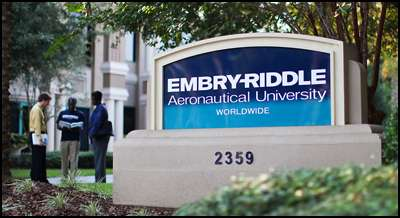 Embry-Riddle Worldwide. Photo: ERAU.edu