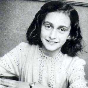 Image: Anne Frank, holocaustedu.org