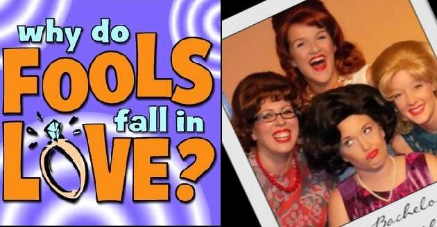 Image: Why Do Fools Fall in Love, winterparkplayhouse.org