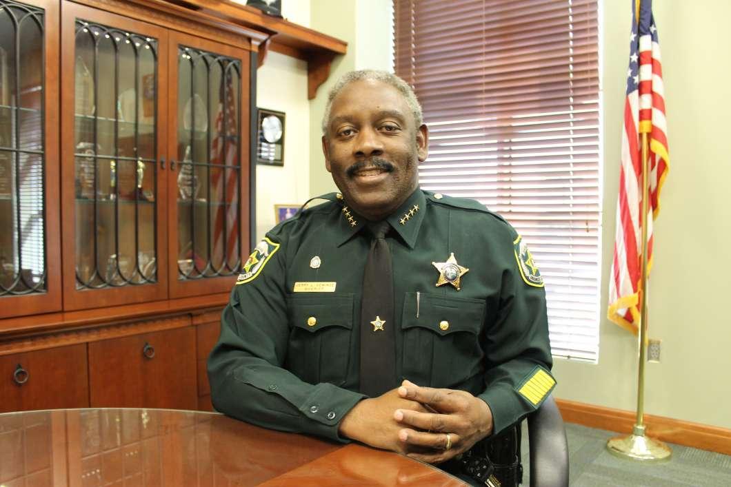 Orange County Sheriff Jerry Demings. Photo: Matthew Peddie / WMFE