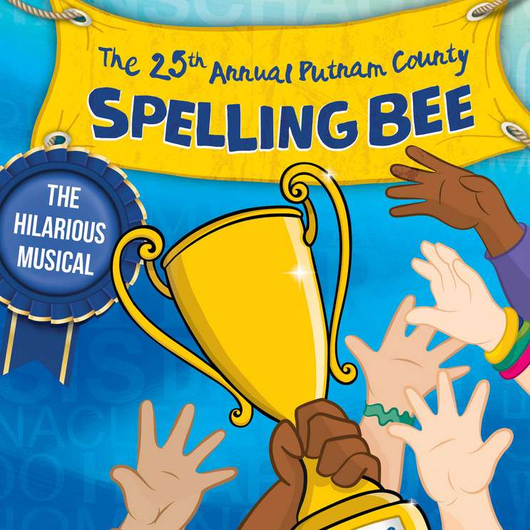 Image: 25th Annual Putnam County Spelling Bee, gardentheatre.org