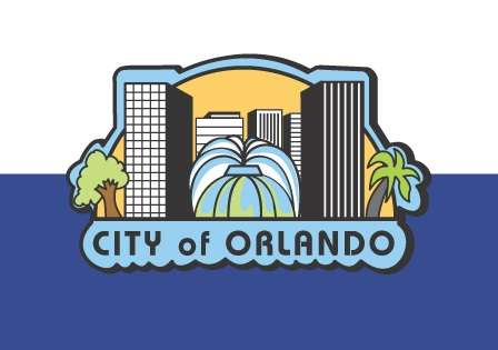 Orlando leaders want the public to help design and choose a new city flag. Photo: WikiMedia Commons