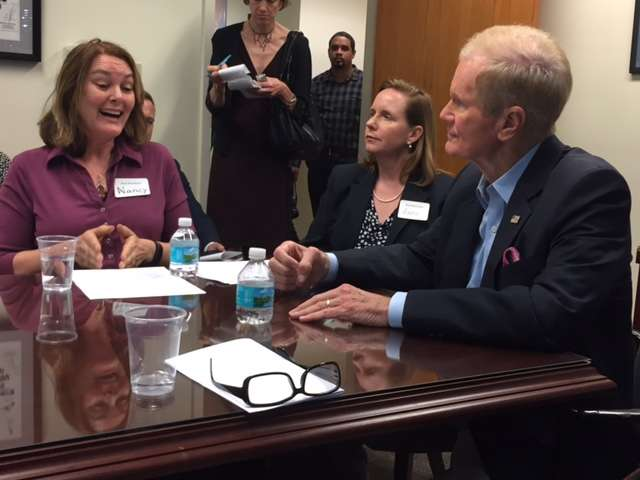 U.S. Senator Bill Nelson held a roundtable to talk about the health care replacement's impact on older Americans.