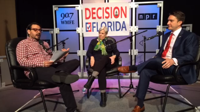 WMFE hosted a Facebook Live to talk about the gun bills being considered in Florida.