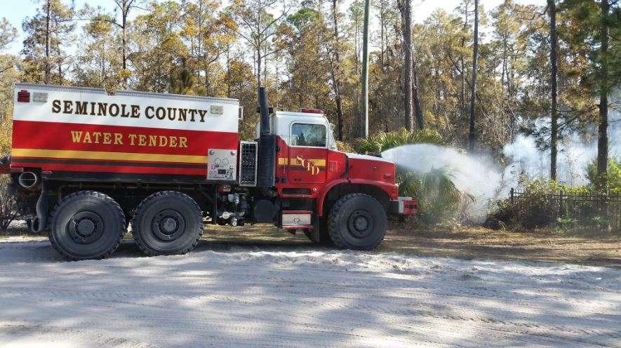 Photo: Seminole County Fire Department