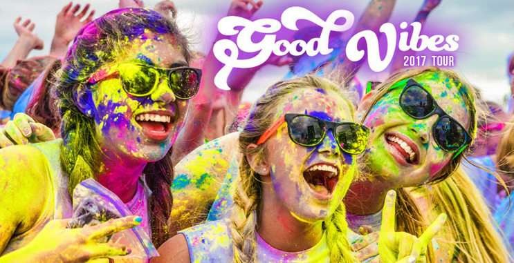 Image: Color Vibe 5k, thecolorvibe.com