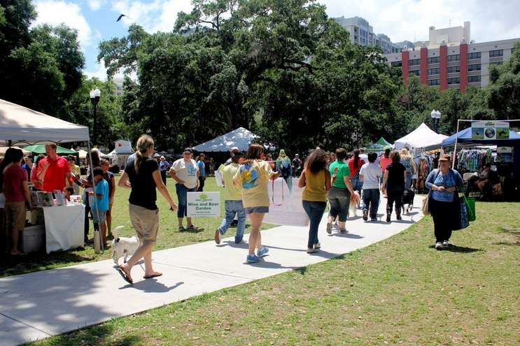 Image: Previous Central FL Earth Day, cfearthday.org