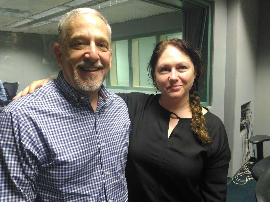 Ron Ben-Zeev & Melissa Koch