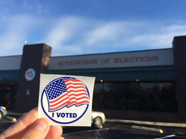 Photo: via Orange County Supervisor of Elections Office