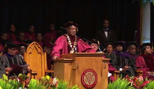 Bethune-Cookman University President Resigning After Recent Controversies
