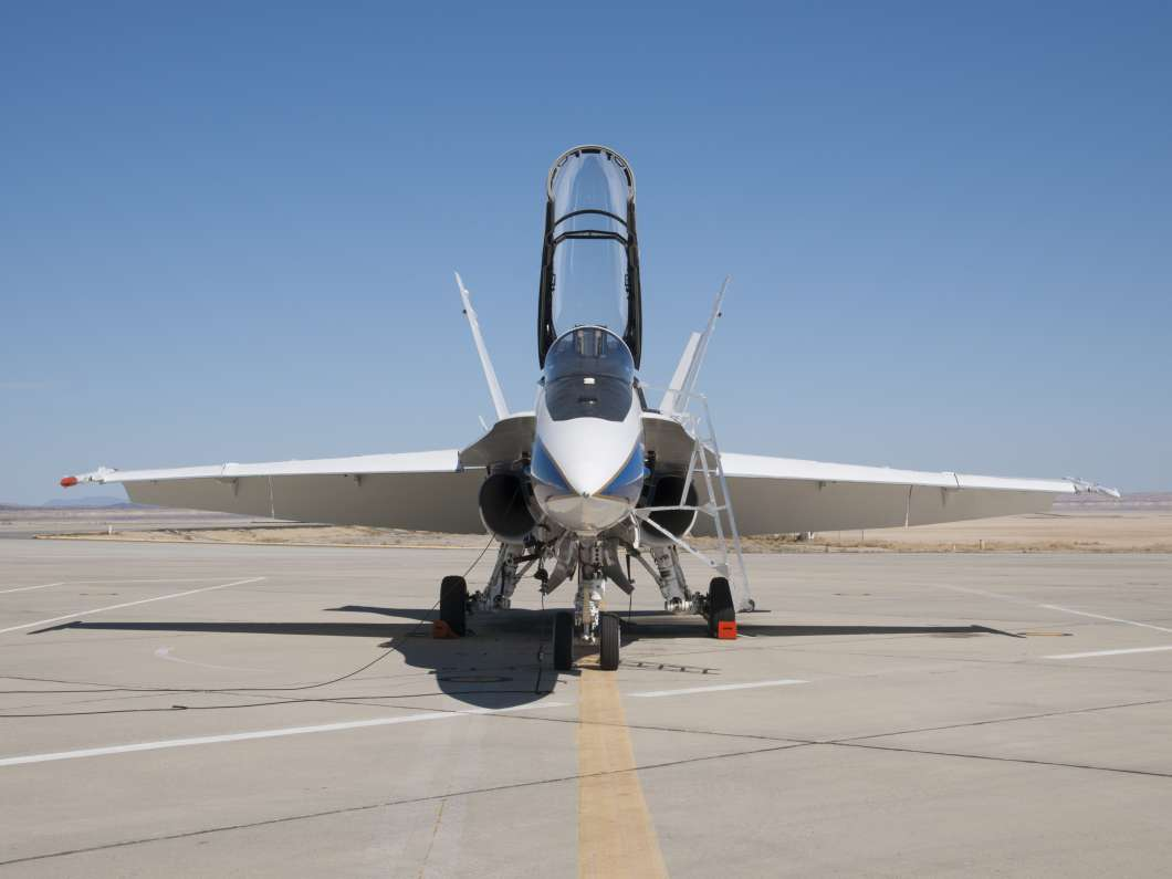 Supersonic flight edges closer to return, minus the Sonic Boom