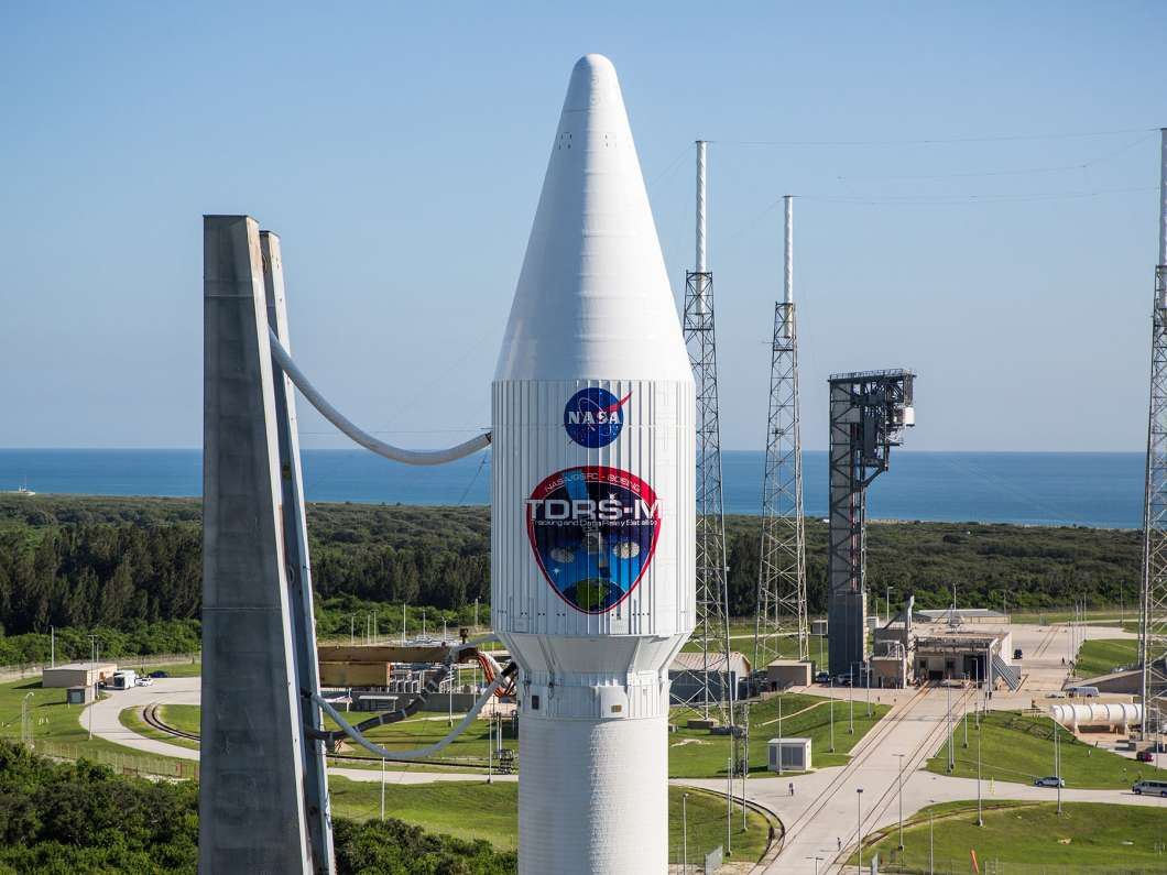 ULA Launch Upgrades NASA's Communication Satellite Fleet