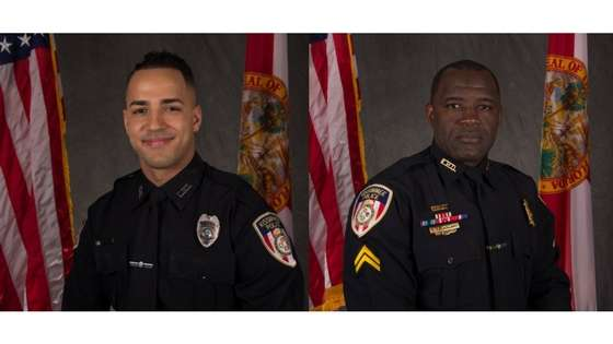 Kissimmee police officers killed in line of duty laid to rest