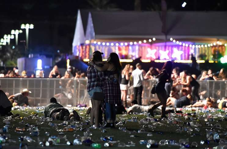 At Least Two Dead, 26 Wounded By Gunfire In Las Vegas