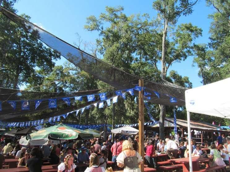 Image: A Previous Oktoberfest, Orlando German Club FB page