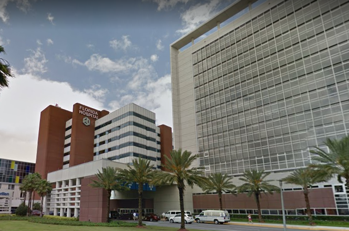 Profits at Central Florida hospitals neared the $1 billion dollar mark in 2016, according to a report published this month. (Photo via Google Maps)