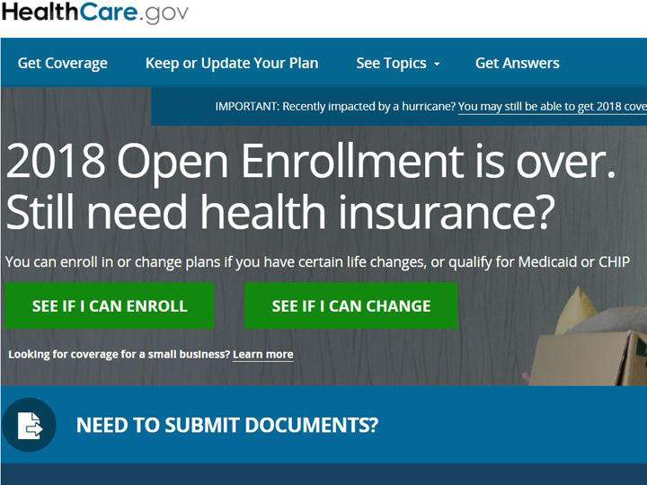 Floridians who didn't buy health insurance through Obamacare by the deadline last week may still be able to enroll.