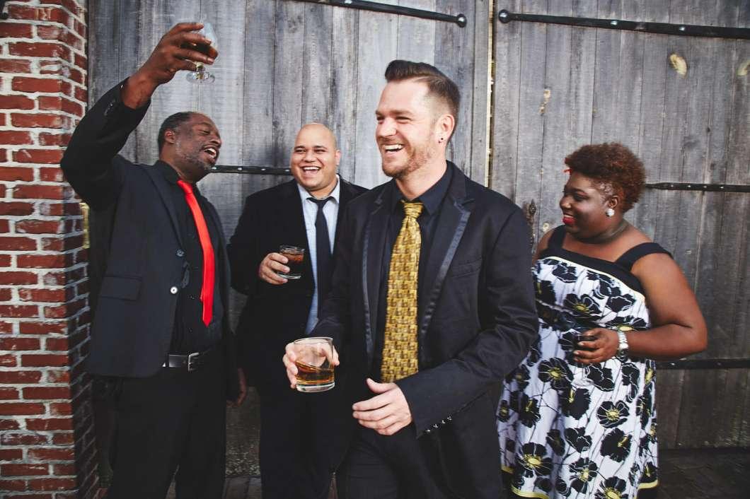 The Matt Burke Band. Photo: MattBurkeBand.com