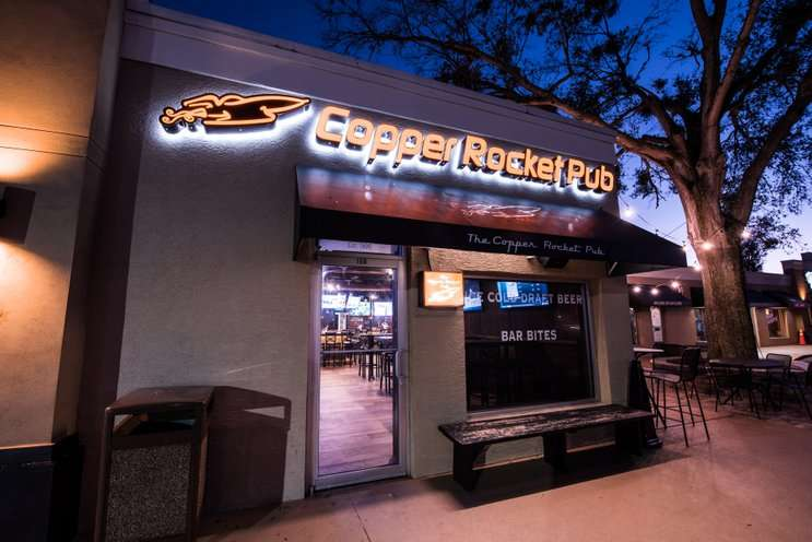 Image: The Copper Rocket, thecopperrocket.com