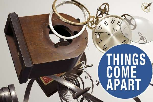Image: Things Come Apart, thehistorycenter.org