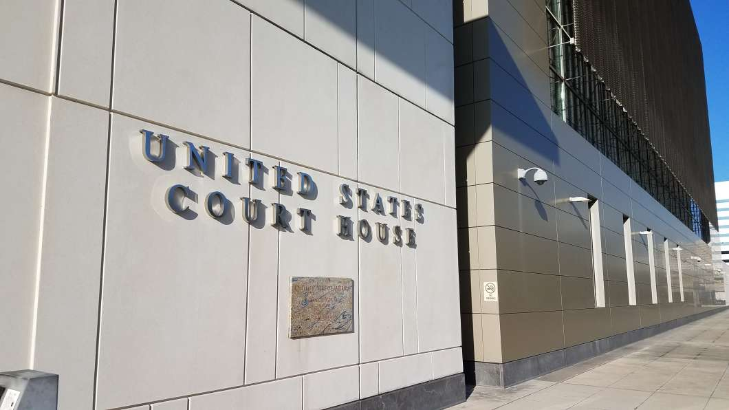 United States District Court for the Middle District of Florida. Photo: WMFE / Brendan Byrne