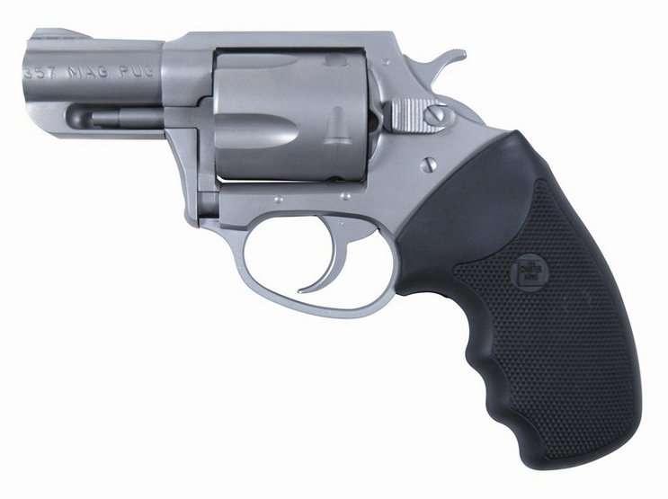 Image: .357 Mag Pug by Charter Arms, charterfirearms.com