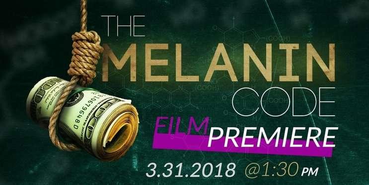 Image: The Melanin Code Movie Premiere