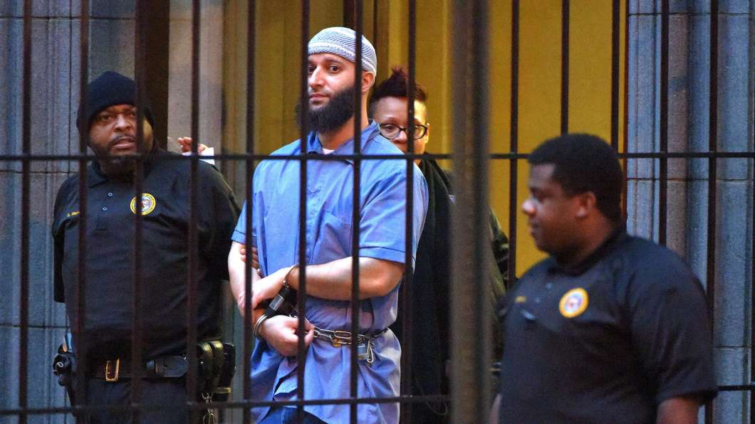 Maryland court overturns murder conviction for Serial's Adnan Syed