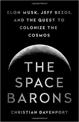 Image result for space barons elon musk jeff bezos