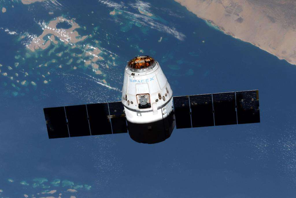 SpaceX to launch cargo from Space Coast