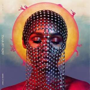 Image: Janelle Monae, Dirty Computer Cover Art.