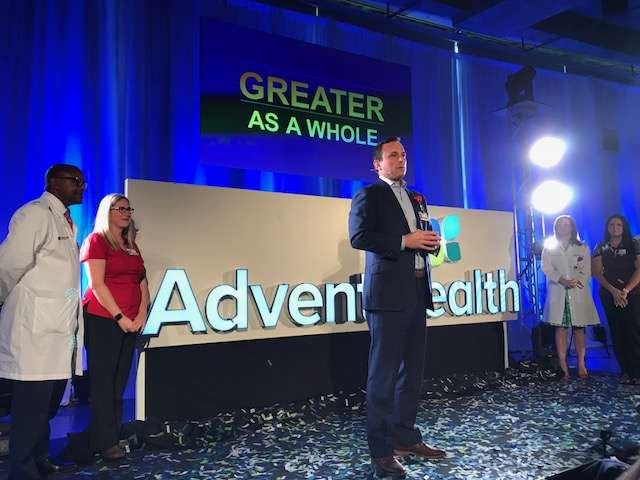 Florida Hospital gets a new genomic center, Apple Health records and a new name come 2019. Photo: Danielle Prieur