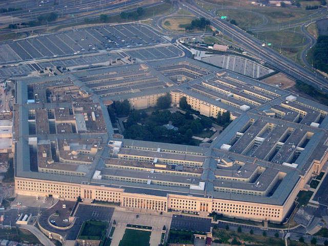 The Pentagon. Photo: Greg West / Flickr