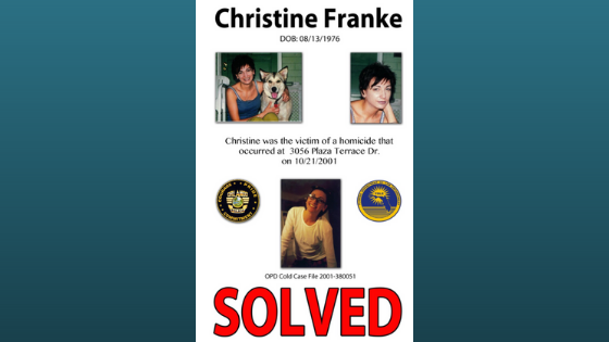 Orlando Police Department Detectives have solved a 17 year old cold case using genetic genealogy. Photo: Orlando Police Department