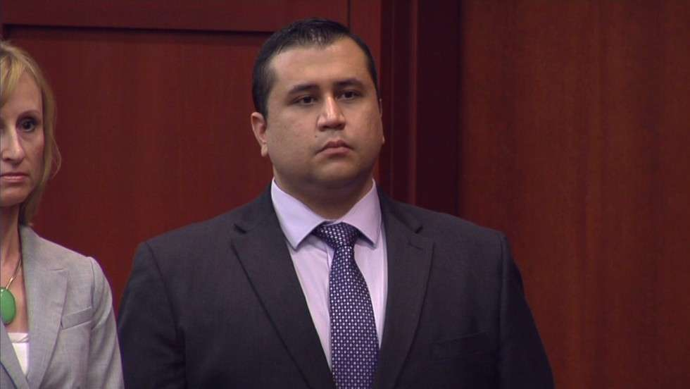 George Zimmerman awaits a verdict on the charge of second-degree murder stemming from the shooting of Trayvon Martin. (2013) Photo: File