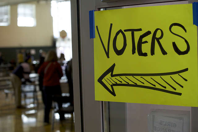 Orange County Democratic Party chairman Wes Hodge applauded the Orange County Canvassing Board's decision to accept ballots cured with both forms. Photo: Flickr Creative Commons
