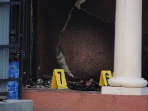 mosque fire mosque arson hate crime