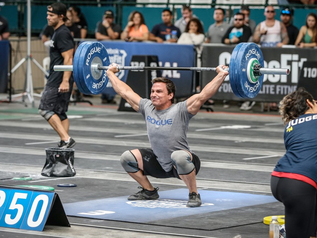 Former Navy Seal and 3x CrossFit Games Athlete Josh Bridges