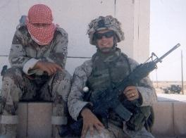 Josh Bridges Military Testimonial