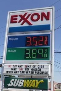 We are an Exxon gas supplier.