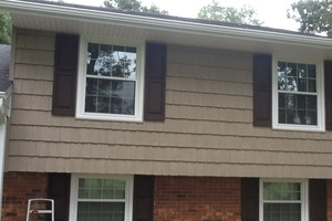 Insulated Wall Vinyl Siding System