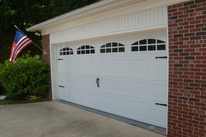 10point garage door inspection only