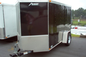 New Trailers at Wholesale Prices