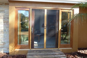 Phantom Retractable Screen Doors And Windows New Horizons