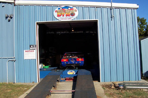 Taylor's Sport-N-Import Service Co., Mooresville, NC, Auto Repair Shop, Dyno Testing